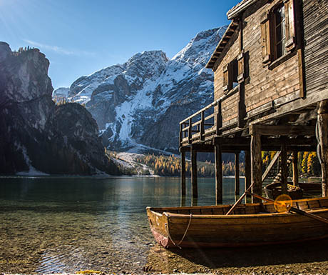 South Tyrol nature