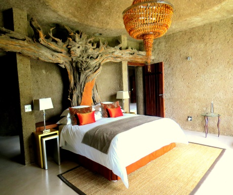 Presidential Suite during Earth Lodge