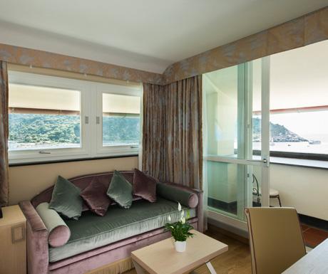Portovenere Suite vital room