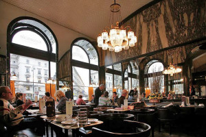 Cafe-schwarzenberg-innen-viennaphoto-at by Andreas Poeschek, viennaphoto.at - Own work. Licensed underneath CC BY-SA 2.0 during around Wikimedia Commons - http://commons.wikimedia.org/wiki/File:Cafe-schwarzenberg-innen-viennaphoto-at.jpg#/media/File:Cafe-schwarzenberg-innen-viennaphoto-at.jpg