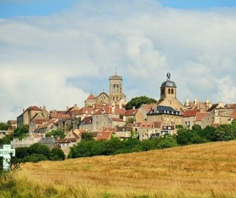 Burgundy journey Vezelay tour