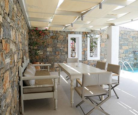 Villa Erato outward space
