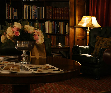 Lounge during Goldsborough Hall