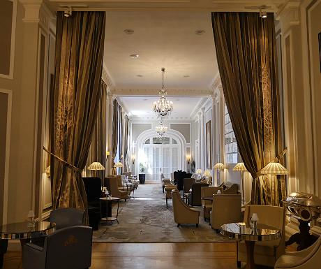 Hotel Maria Cristina open space