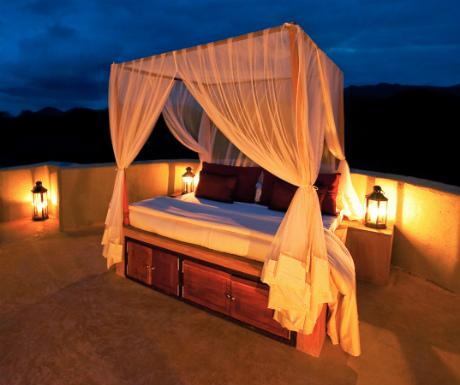 Ol Donyo Lodge Sleep Outs