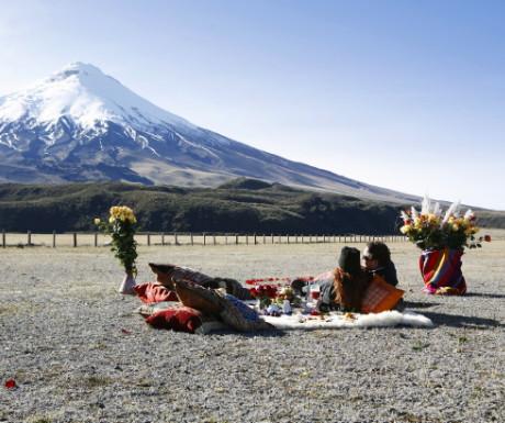 Ecuador Andes Honeymoon