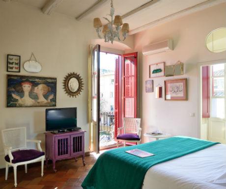 Hotel Aiguaclara Begur guest room
