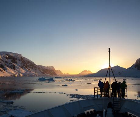Quark Antarctica boat - Credit - Samantha Crimmin