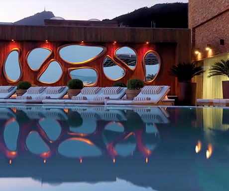 Fasano oppulance hotel Rio