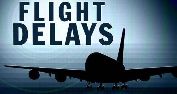 Flight Delays Banner