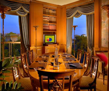 Parco dei Principi Meeting Room