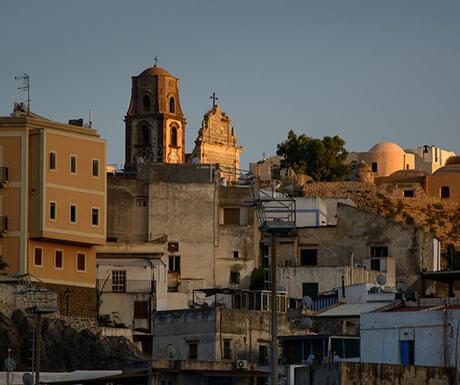 Old Town, Lipari