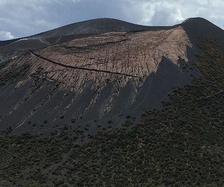 vulcan top, Vulcano