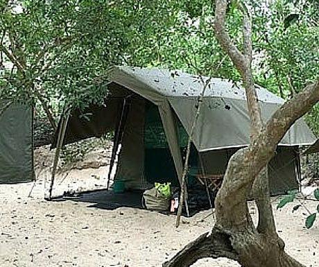 Kumana Mobile Tented Camp