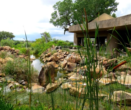 Earth Lodge exterior