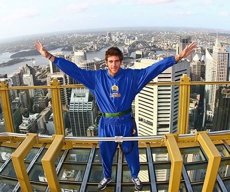 Skywalk Sydney Tower