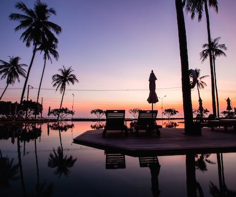 Evason Hua Hin - Sunset