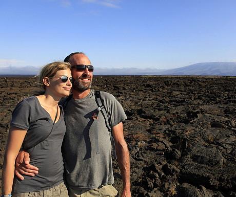 Honeymoon Ecuador-Galapagos