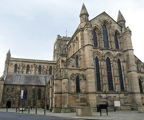 hexham-abbey