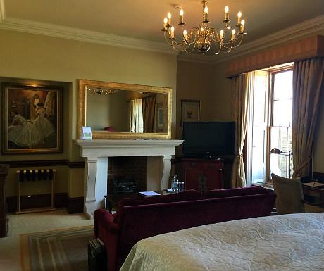 Lane Jackson room seating