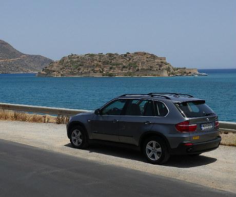 Crete automobile hire