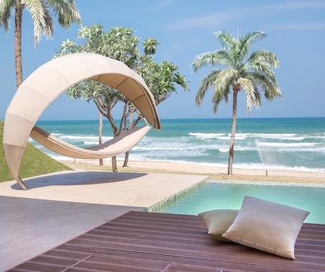 Fusion Resort Nha Trang - Canopy hammock 1