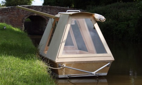 mobile H2O bed