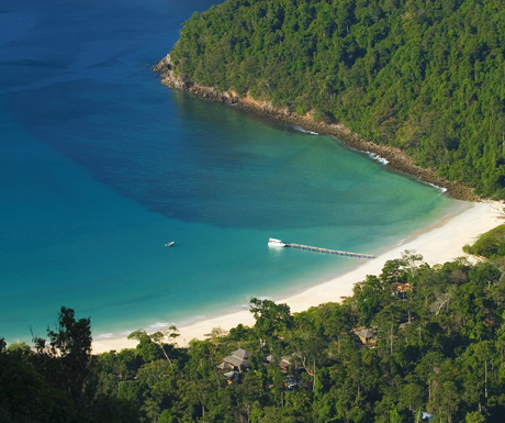 Macleod-Island-in-the-Andaman-Sea