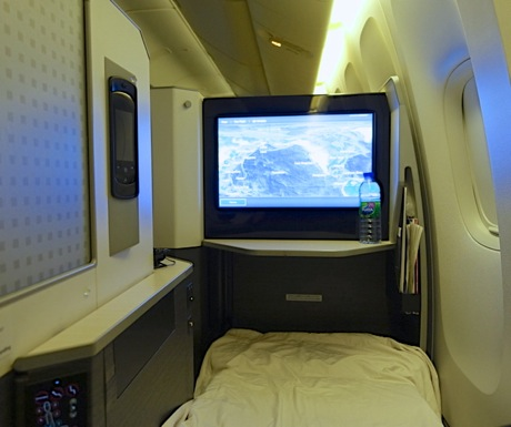 JAL Sky Suite Business Class 2
