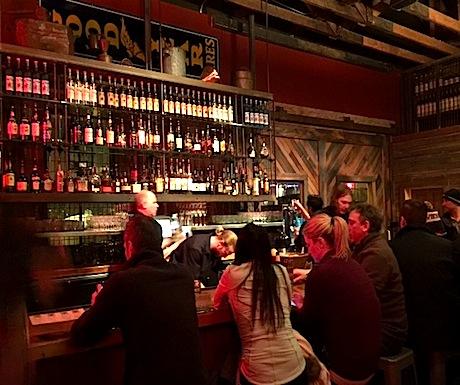 High West Distillery  Saloon