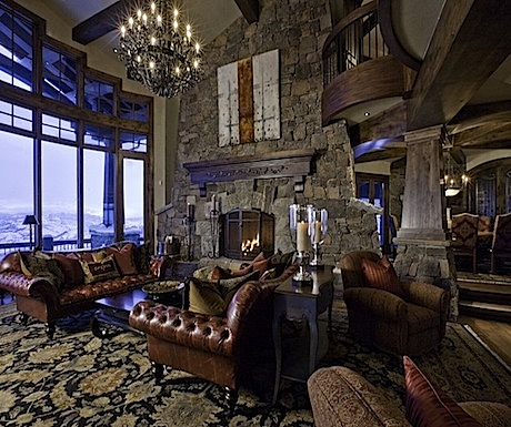 Resorts West Ski Dream Home interior