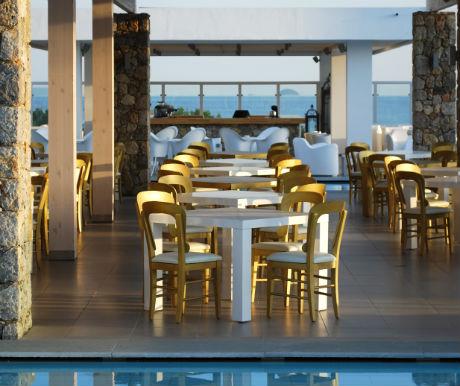Emerald Main grill Diamond Delxue Hotel Kos