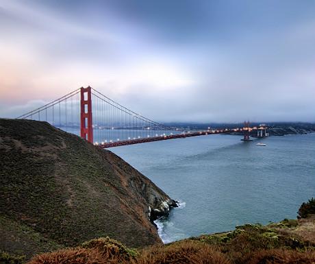 Cycle a Golden Gate Bridge