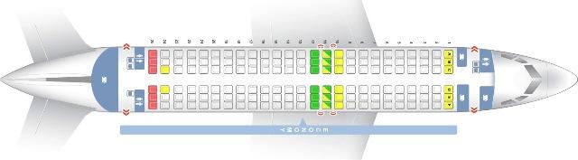 Seat Guru Map