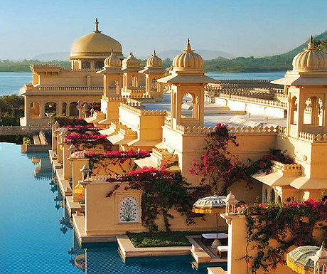The Oberoi Rajvilas, India