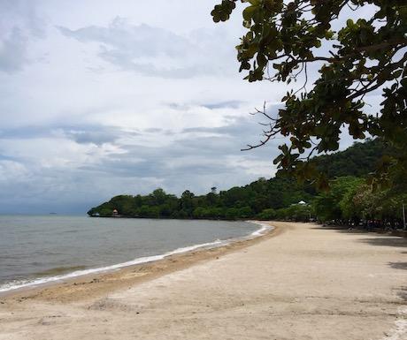 Kep - beach
