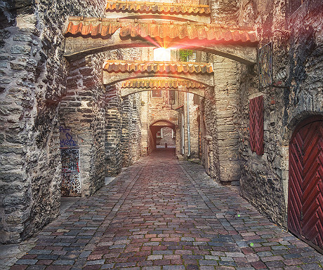 St Catherine's Passage