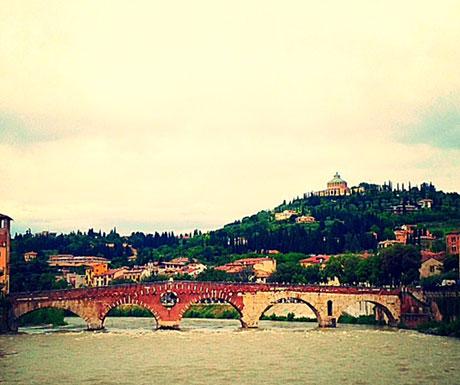 Beautiful Verona - a UNESCO World Heritage Site