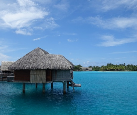 Top 5 Reasons to Visit Bora Bora-Overwater Bungalow