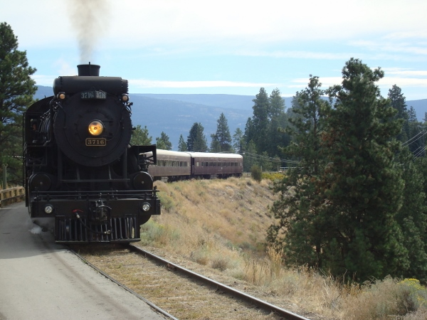 Kettle Valley Railway British Columbia
