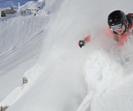 5 best ski rises worldwide St Anton Austria