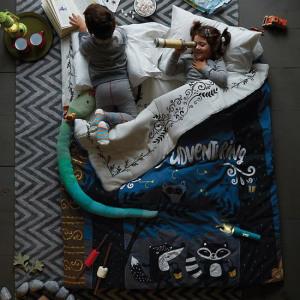 storybook-double-sleeping-bag