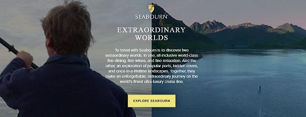 Seabourn Extraordinary Worlds