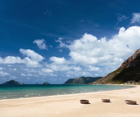 Six Senses Con Dao - Beach
