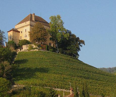 Chatelard Castle, Montreux