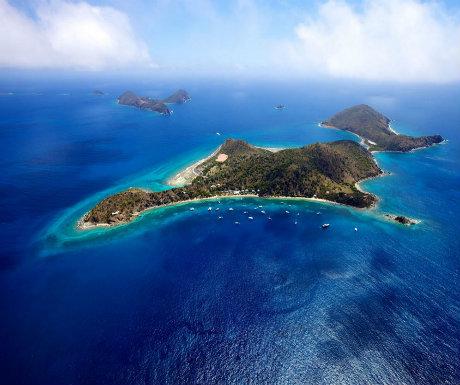 Cooper island aerial 460385