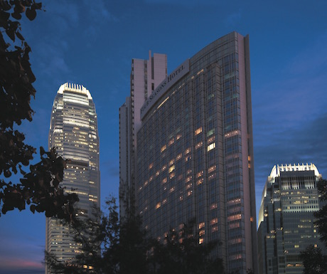 Four Seasons Hong Kong - external