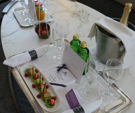 Hotel Maria Cristina Champagne