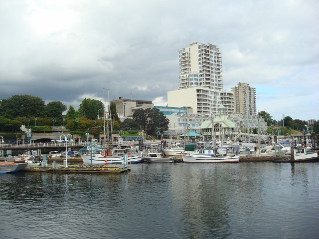 Nanaimo British Columbia