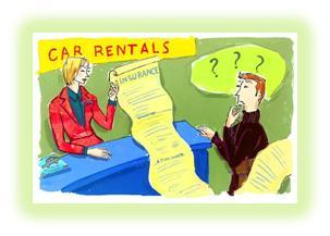 National Rental Car Tips
